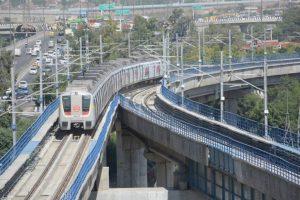Signalling glitch affects Delhi Metro's Violet Line services