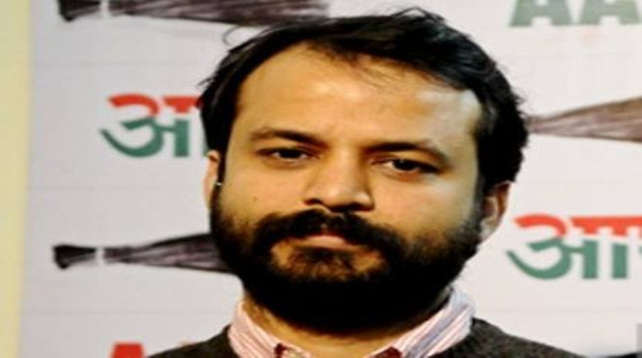 AAP Leader Khetan resigns from DDC as Vice Person