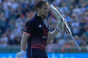 Eoin Morgan ton sets up England win over South Africa