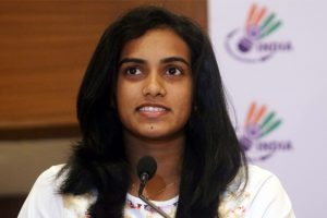 PV Sindhu bags 'Sportsperson of the Year' award