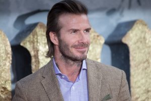 David Beckham on US Soccer Hall of Fame ballot