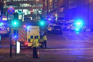 Horror in Manchester