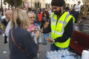 Sikhs in UK open doors, hearts to terror-hit Mancurians