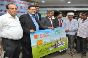 Unique debit card for farmers launched