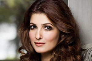 Twinkle Khanna supports campaign on menstruation