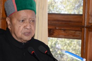 Himachal CM for training public, pvt sector engineers for disaster management