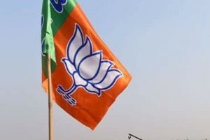 Odisha BJP holds protest against egg attacks on Union Ministers
