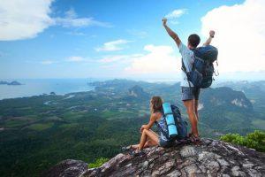 Grooming the spirit of adventure