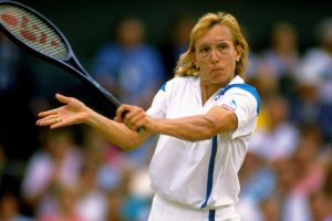 Martina Navratilova urges renaming of Margaret Court Arena
