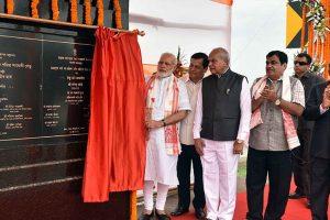 PM Modi inaugurates India's longest river bridge in Assam, names it after Bhupen Hazarika
