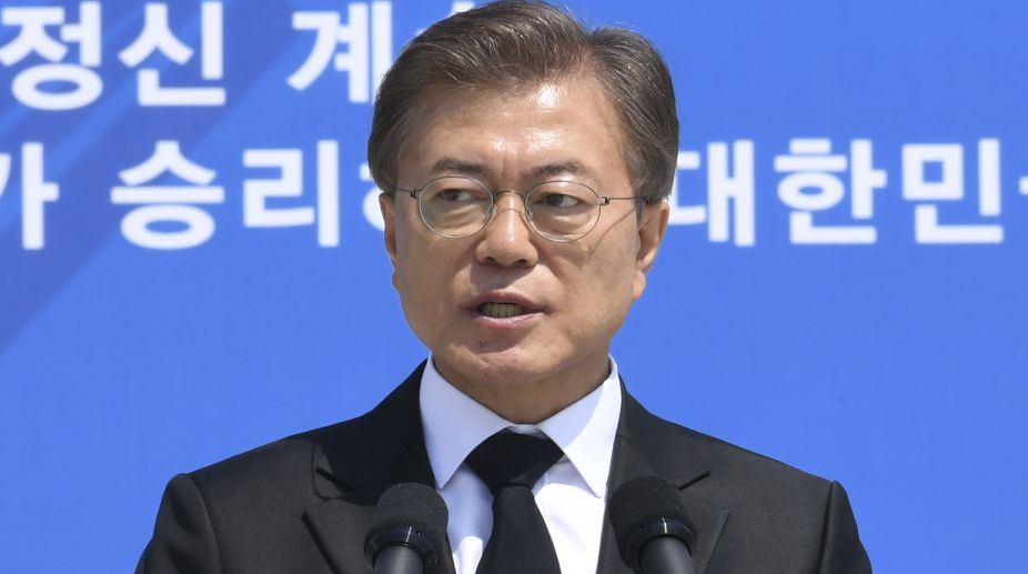 Seoul, South Korean, Winter Olympics, President Moon Jae-In