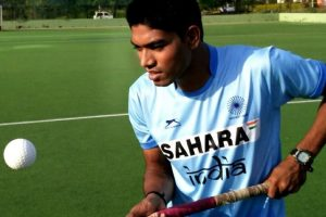 Akash Chikte eyes stellar show against world's top hockey teams