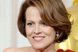 Sigourney Weaver wasn't sure about movie career