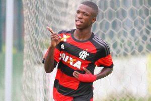 Vinicius Junior focused on Flamengo despite Real Madrid deal
