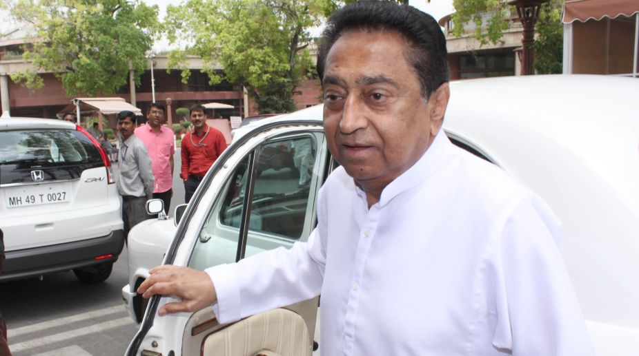 Kamal Nath named Congress MP chief, Jyotiraditya Scindia as campaign panel head