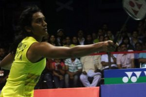 India bow out of Sudirman Cup; lose to China in quarters