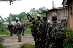 Death toll in southern Philippines clashes rises to 44
