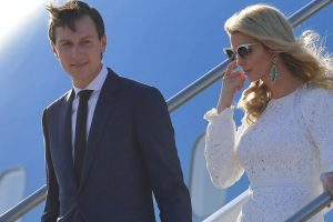 Trump's son-in-law Kushner voted as a woman in 2016 presidential polls
