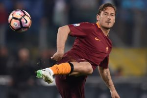 Francesco Totti confirms his last Roma match on Sunday