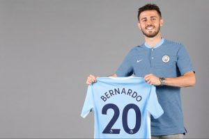 Manchester City sign hotshot Bernardo Silva for record fee