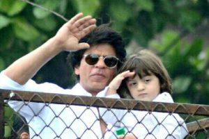 Pic: Little AbRam all set for upcoming Indian Premier League