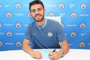 David Silva one of the best players around: Bernardo Silva