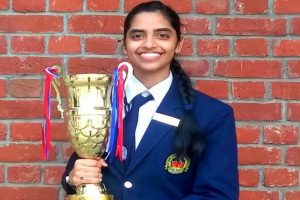 CBSE Class 12 result out: Noida's Raksha Gopal scores 99.6% to top exam