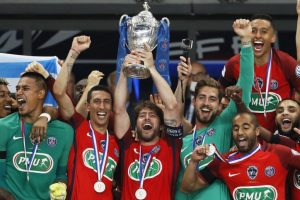 PSG crowned in French Cup for record 11th time