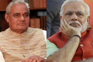 'Only Atal, Modi regimes corruption-free in India'