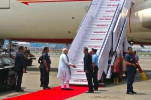 Germany, Spain, Russia, France: PM Modi leaves on four-nation tour