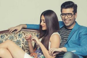 Is all well between Kareena Kapoor and Karan Johar?