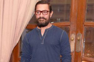 I'm not a very communicative person: Aamir Khan