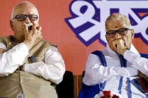 Charges to be framed against Advani, Joshi in Babri case