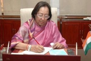 Najma Heptulla appointed as 1st woman chancellor of Jamia Millia Islamia