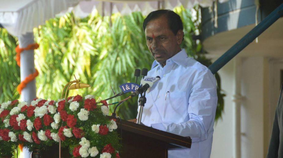 Kalvakuntla Chandrasekhara Rao