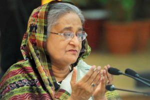 Hasina defends decision to buy Chinese submarines