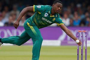 Kagiso Rabada sparks England slump