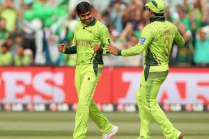 Pakistan should forget they are playing India: Haris Sohail
