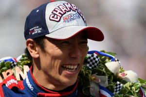 Takuma Sato becomes 1st Japanese driver to win Indy 500