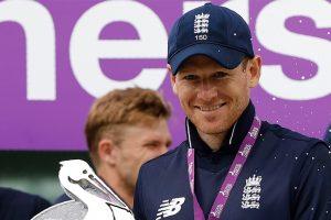 England's morale intact, insists captain Eoin Morgan