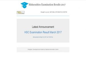Maharashtra MSBSHSE HSC Class 12th Board Results 2017 announced; check at www.mahresult.nic.in