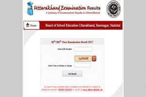 Uttarakhand Board UBSE Class 12 results 2017 declared; check at www.uaresults.nic.in