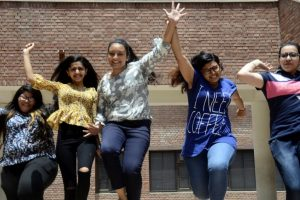 Girls outperform boys in UP board's Class 10 and 12 exams