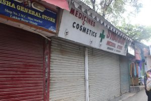 In biggest drive, SDMC seals 135 shops on Lodhi Road