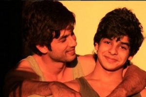 Is Ishaan Khattar walking the Shahid Kapoor way?