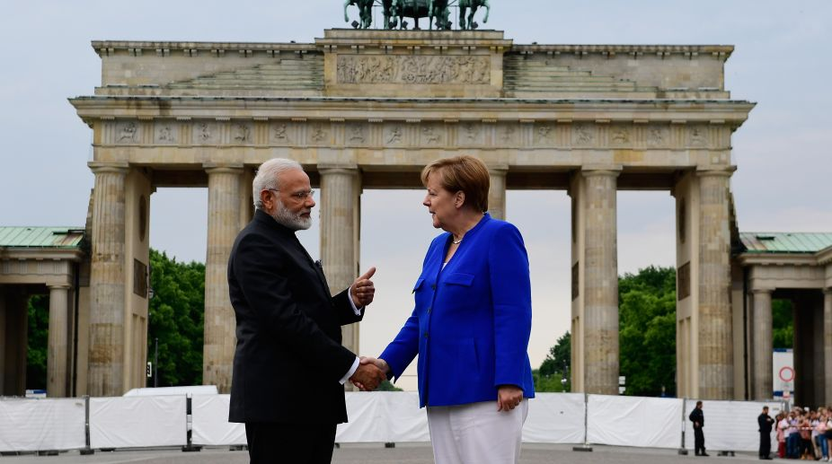 Germany: Merkel pledges that 2015 migrant influx won't recur