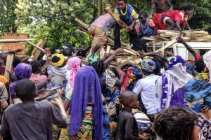 Central Africa violence forces 88,000 people to flee homes in May