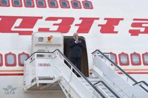 Europe tour: PM Modi in Spain