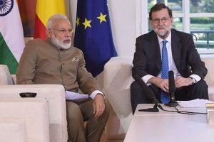 PM Modi discusses bilateral relations with Spanish Prez