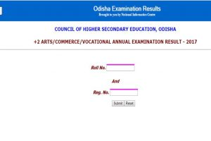 CHSE Odisha Class 12 results 2017 declared on chseodisha.nic.in, orissaresults.nic.in